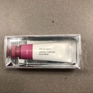 NWT Glossier Cloud Paint in Haze